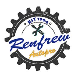 NAPA AUTOPRO - Renfrew Auto Service - Auto Repair - 1212