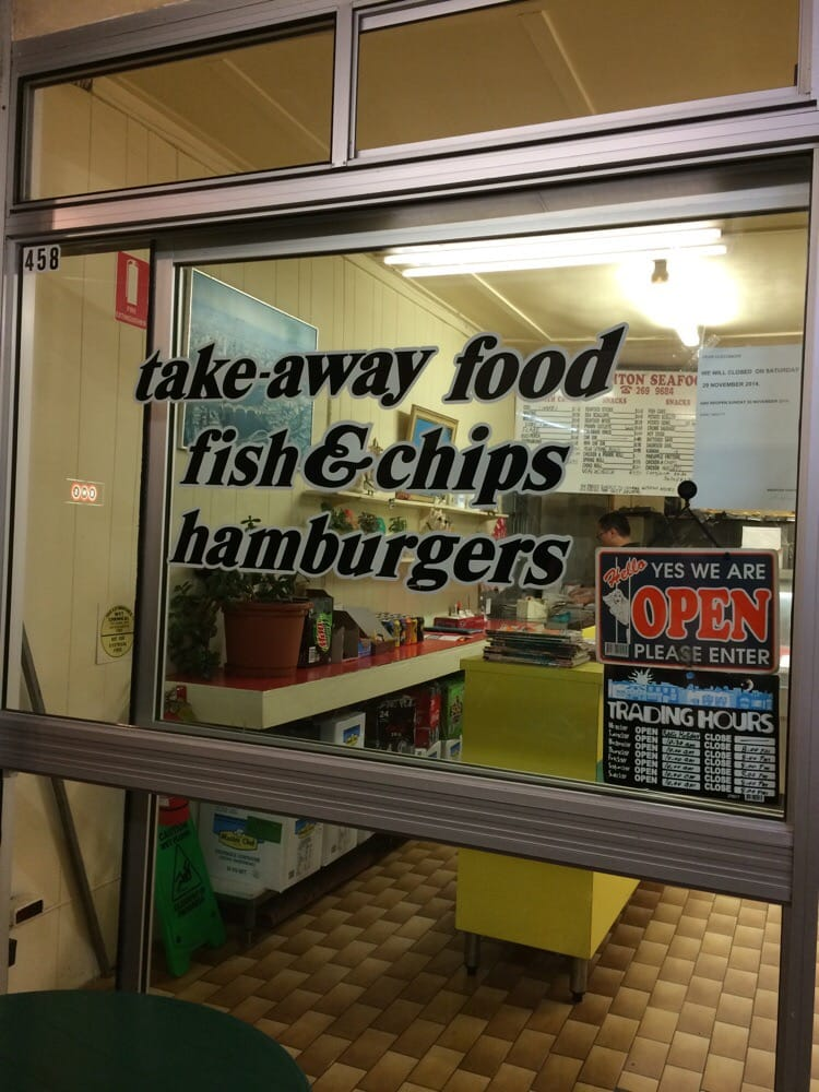 Take away food fish n chips pescader a 458 460 for Terrace fish and chips