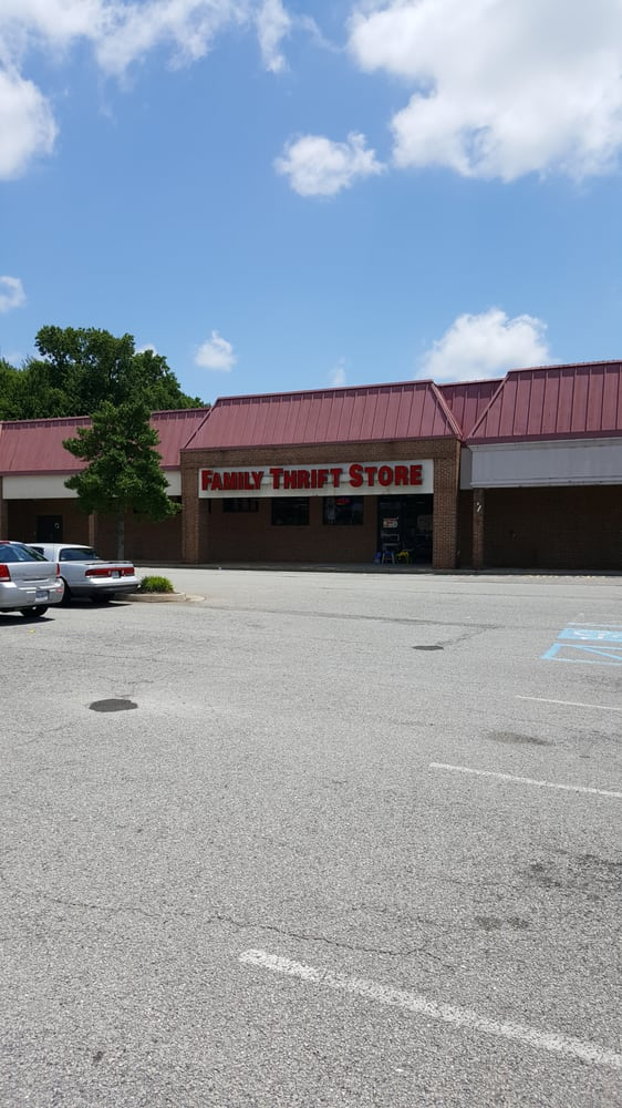 Family Thrift Store: 3945 Twin Pines Rd, Portsmouth, VA