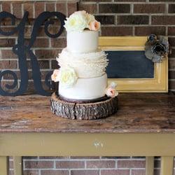 Photo Of Cakes By Shara   Nashville, TN, United States. Wedding Cakes  Nashville