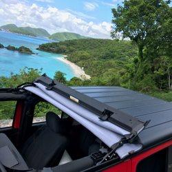 virgin Car rentals islands john st