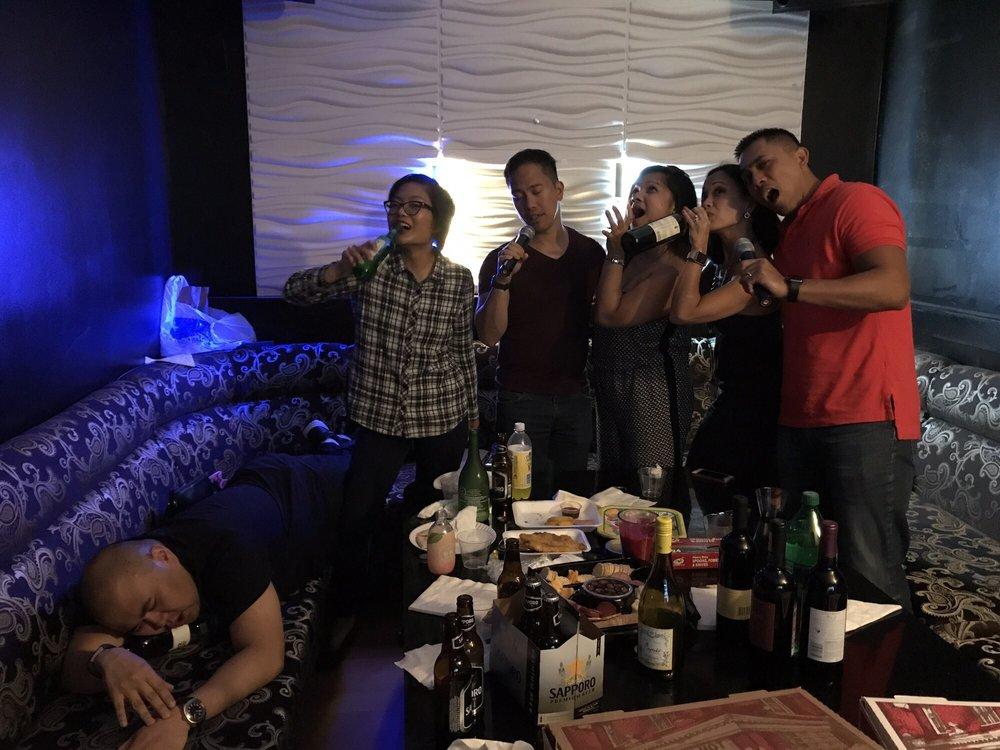 Volume Up Karaoke: 880 River Rd, Edgewater, NJ