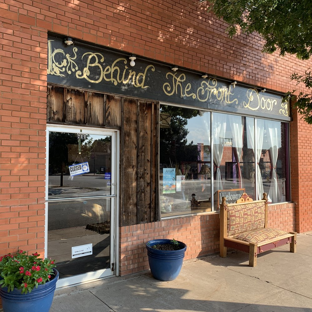 Behind The Front Door: 600 7th St, Wichita Falls, TX
