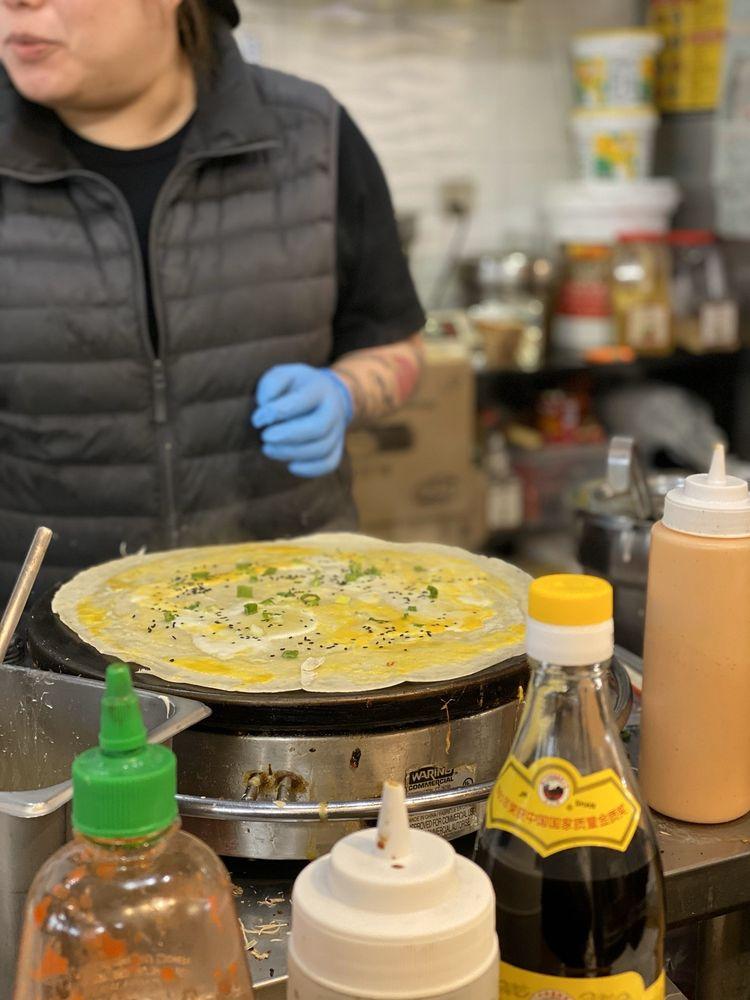 Food from Joe's Steam Rice Roll 石磨腸粉王