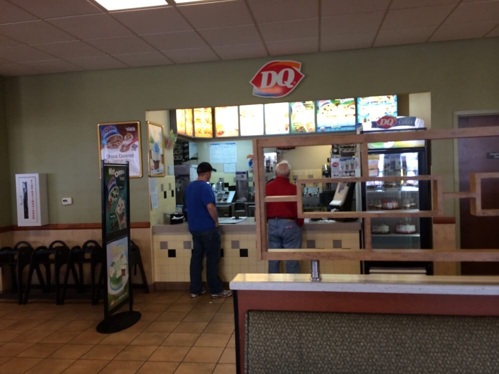 Dairy Queen: 6390 S State Rd 53, Madison, FL