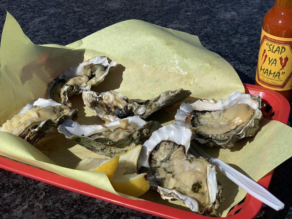 Tony's Crab Shack: 155 First St, Bandon, OR