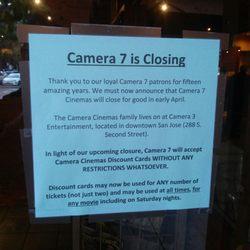 Camera 7 Cinema - CLOSED - 30 Photos & 286 Reviews - Cinema - 1875 ...