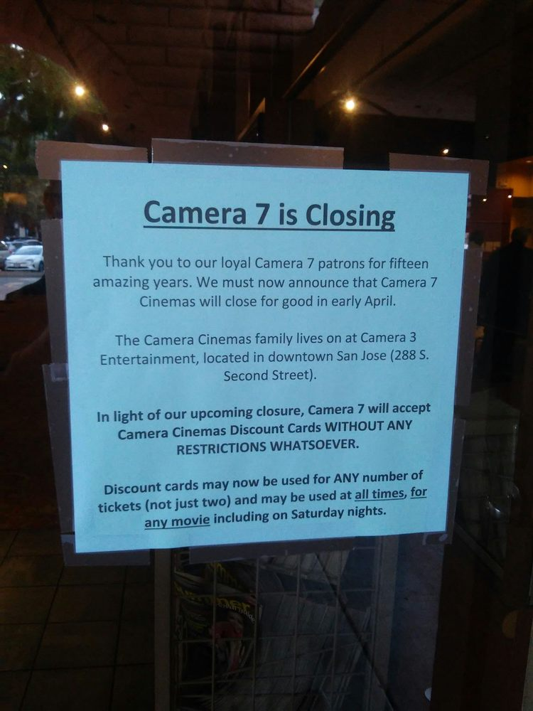 Photos for Camera 7 Cinema - Yelp