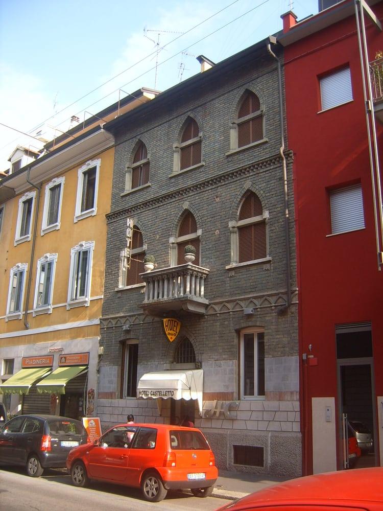 Hotel Castelletto - Hotel - Via Archimede, 79, Porta Vittoria, Milano - Numero di telefono - Yelp
