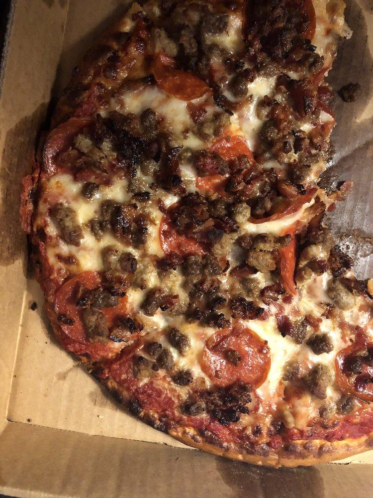 101 Pizza: 2770 Hwy 101, Rogersville, AL