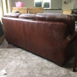 Photo Of Amazing Leather Furniture Refinishing Canton Mi United States