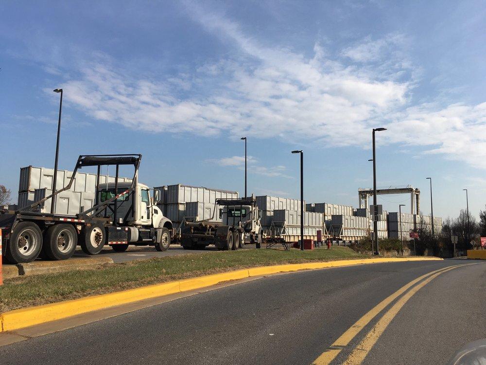 Shady Grove Solid Waste Transfer Station: 16101 Frederick Rd, Derwood, MD
