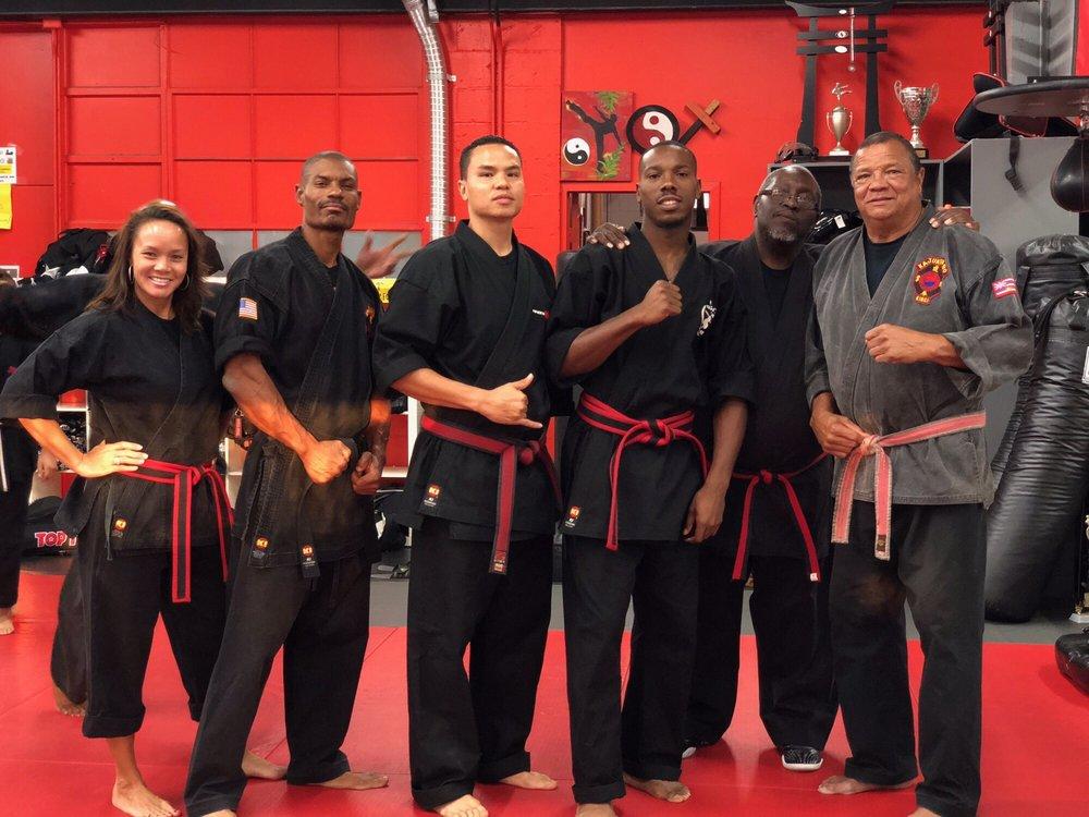 Kingi's Kajukenbo Self Defense Institute