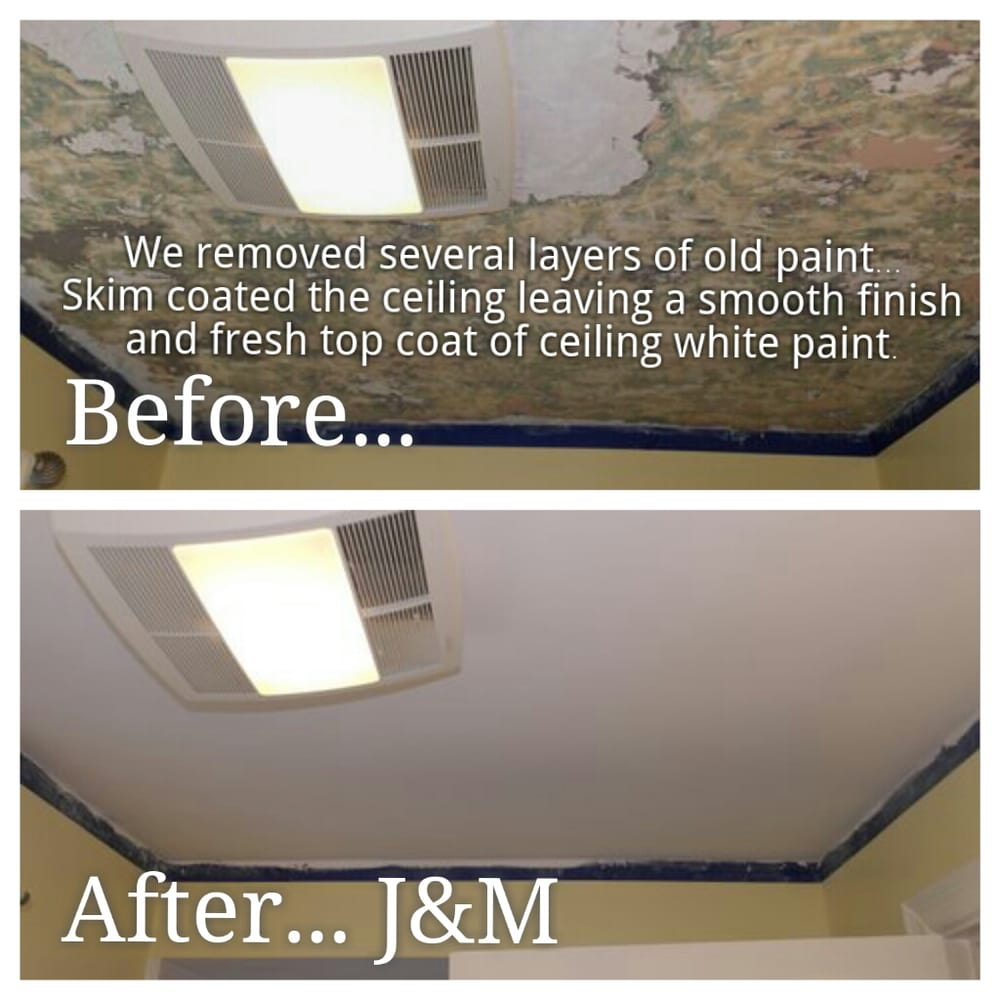 J & M Commercial Painting: 7140 Selby Rd, Athens, OH