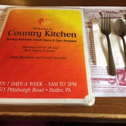Photo Of Country Kitchen Butler Pa United States Welcome To