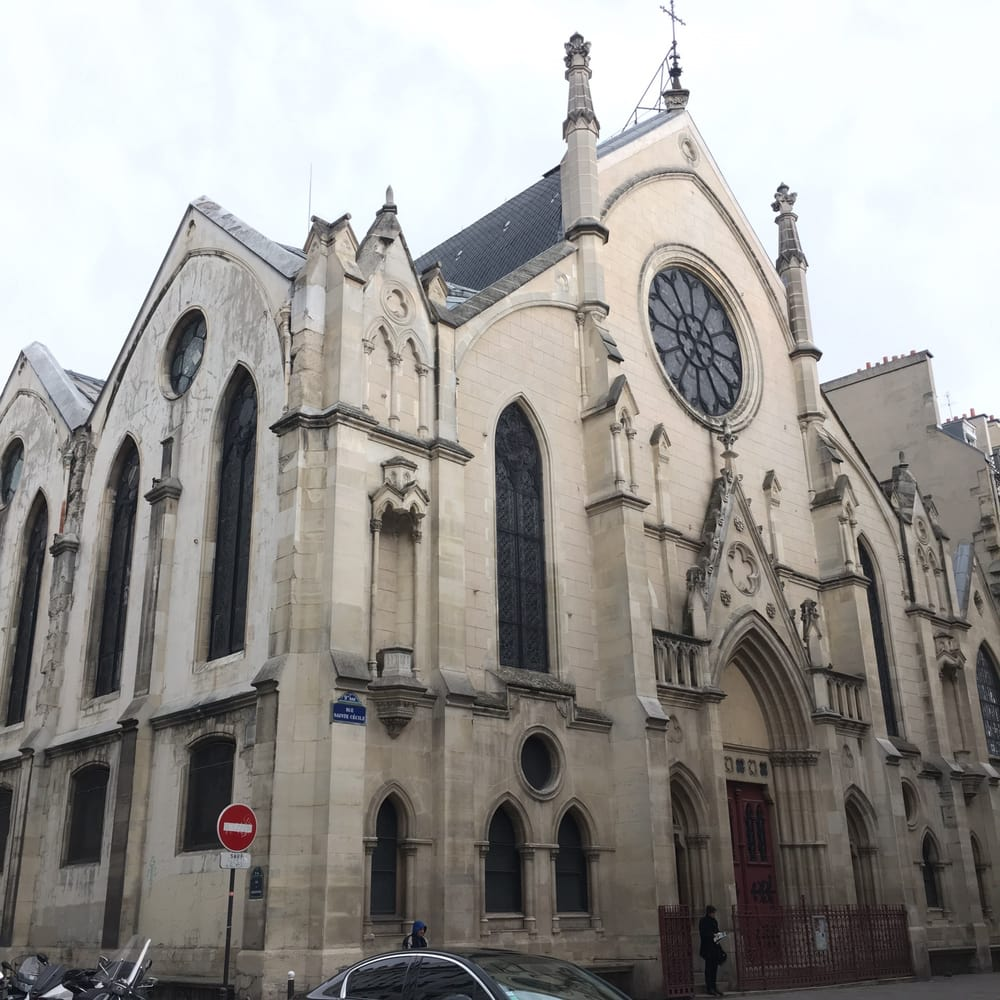 Paroisse saint eug ne sainte c cile 13 photos churches - Lidl strasbourg saint denis ...