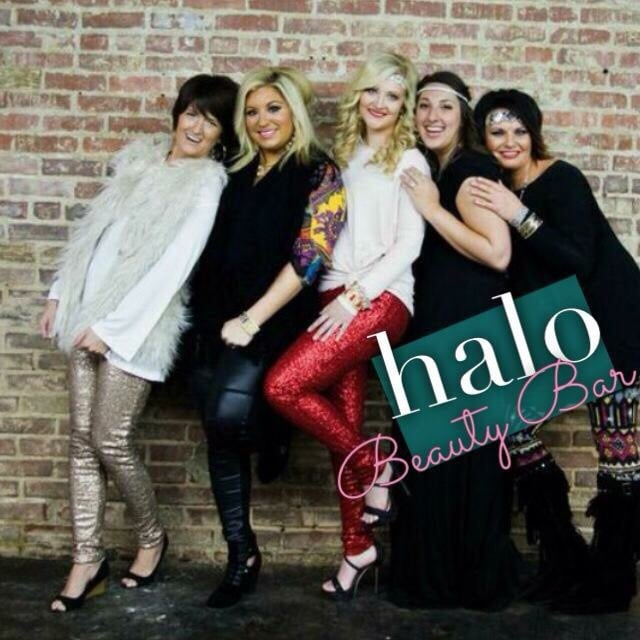 Halo Beauty Bar & Boutique: 123 W Industrial Park Rd, Harrison, AR