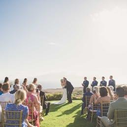 Photo Of A Maui Wedding Day Lahaina Hi United States Private Ocean