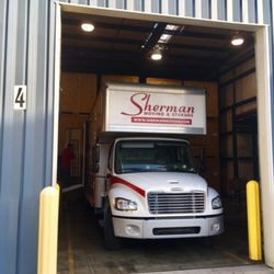 Sherman Moving Amp Storage Co Movers 990 National Ave