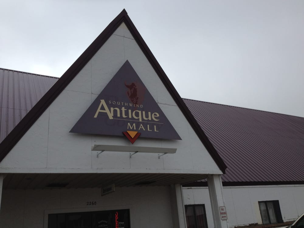 Southwind Antique Mall: 2260 Southwind Ave, Colby, KS