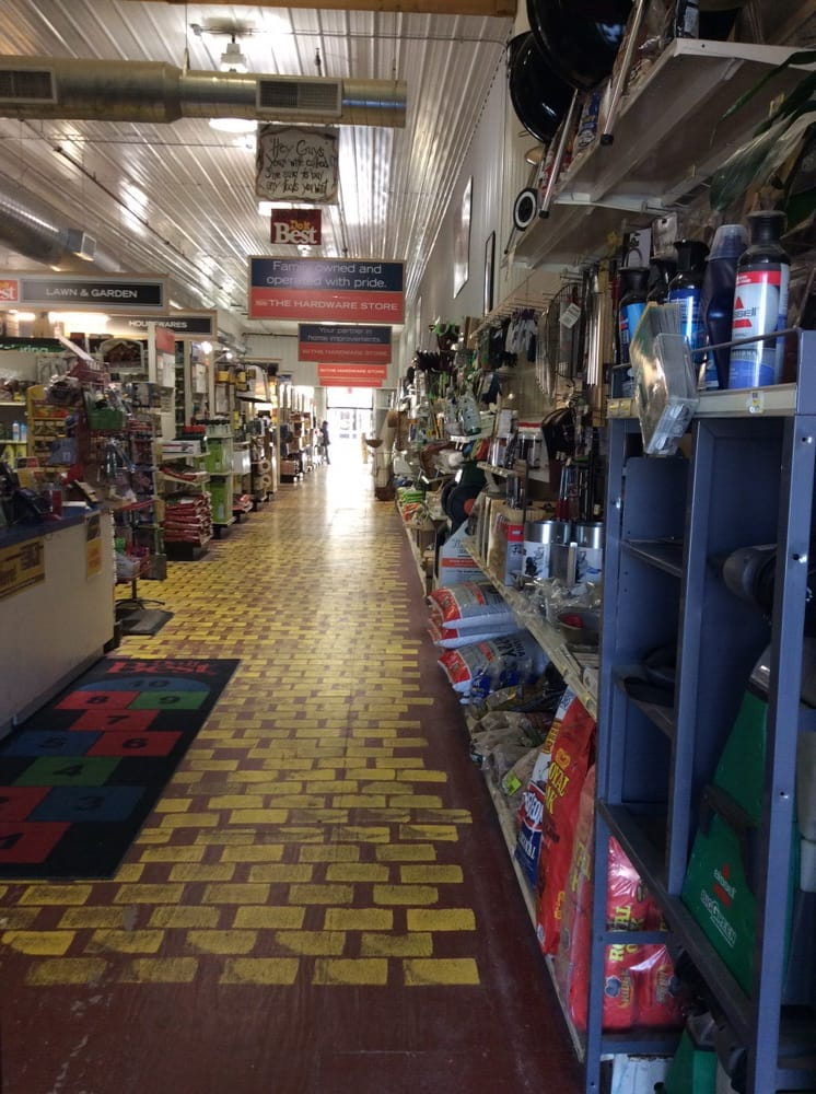 Hardware Store: 609 Commercial St, Atchison, KS