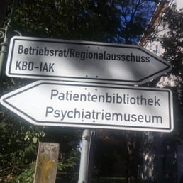 psychiatrie museum am isar amper klinikum mà nchen ost 10 photos