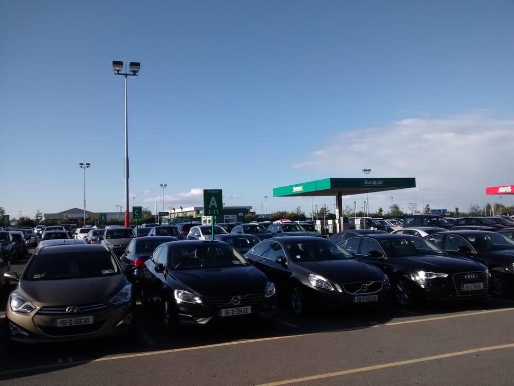 Europcar Dublin Airport 13 Photos Amp 27 Avis Location