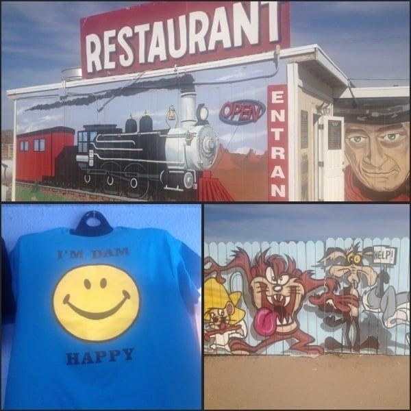 Castle Rock Ranch Resturant: 16037-16041 Pierce Ferry Rd, Dolan Springs, AZ