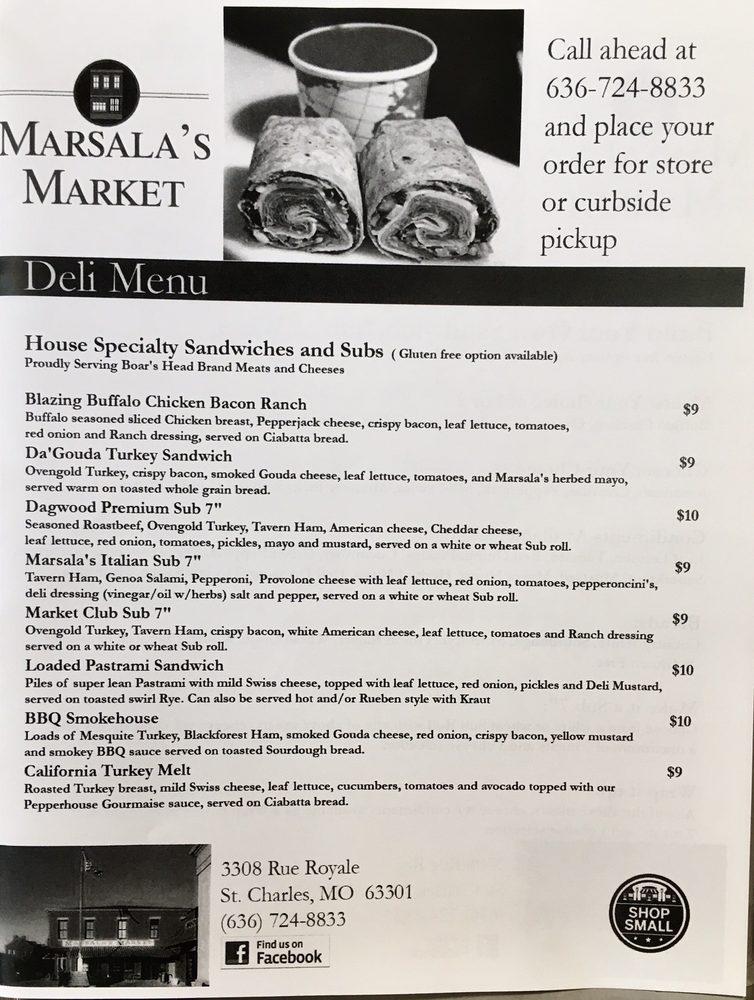 Marsala's Market