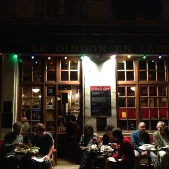 Le dindon en laisse 26 photos 35 reviews french 18 for Restaurant le miroir paris 18
