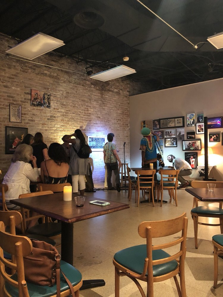 The Listening Room: 78 St Francis St, Mobile, AL