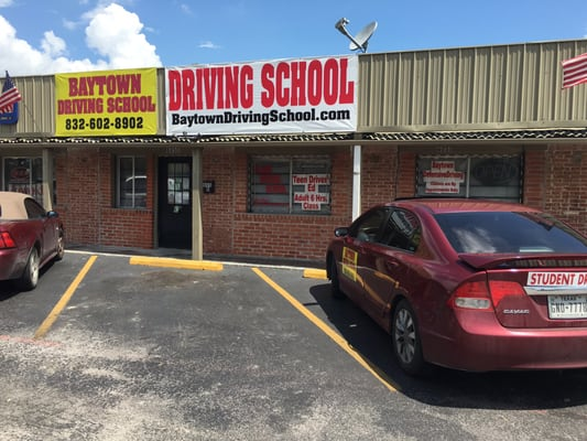 drivers point driving school baytown tx