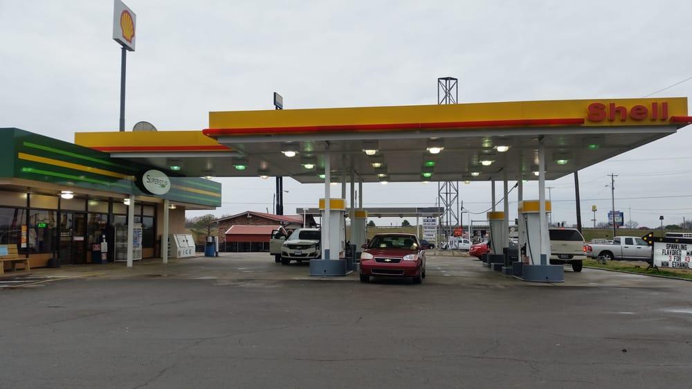 Shell Gas Station: 510 Hwy 71 N, Alma, AR