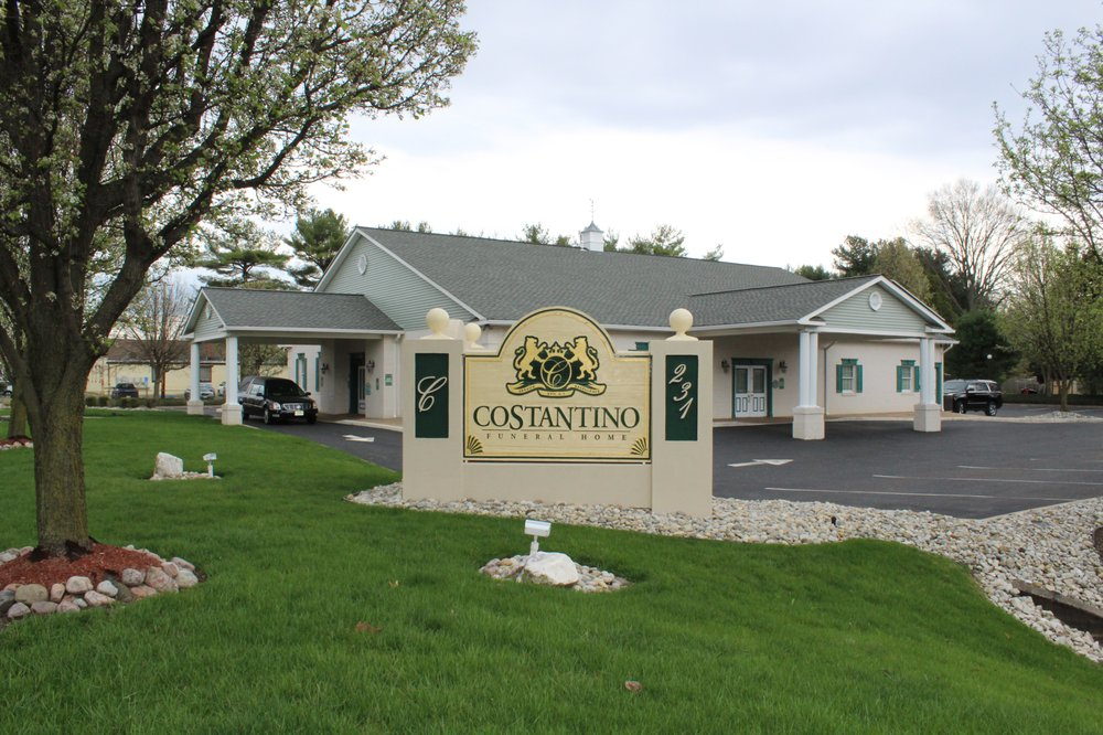 Costantino Funeral Home: 231 W White Horse Pike, Berlin, NJ