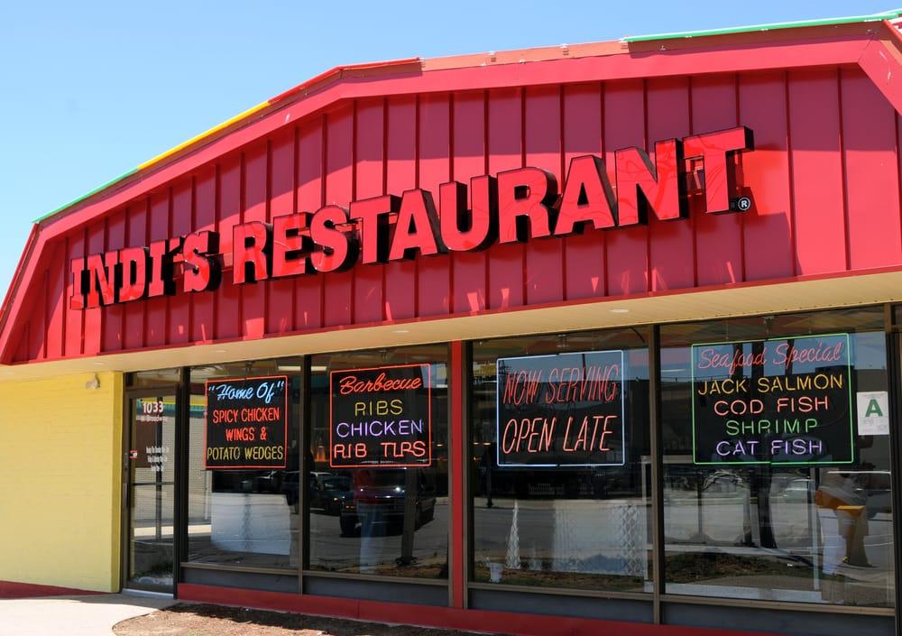 Indi S Fast Food Restaurant Louisville Ky