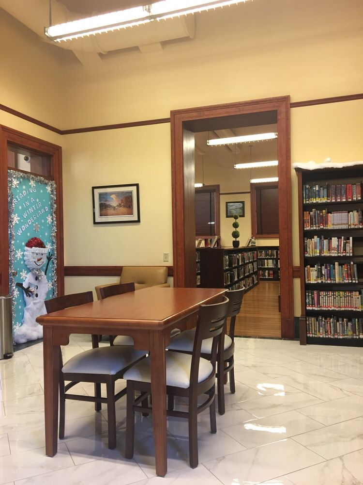 Eagle Pass Main Library: 589 E Main St, Eagle Pass, TX