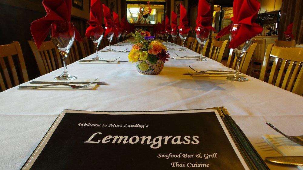 Lemongrass: 413 Moss Landing Rd, Moss Landing, CA