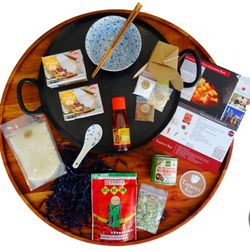 Takeout kit 23 photos do it yourself food sunnyvale ca photo of takeout kit sunnyvale ca united states sichuan mapo tofu meal solutioingenieria Image collections