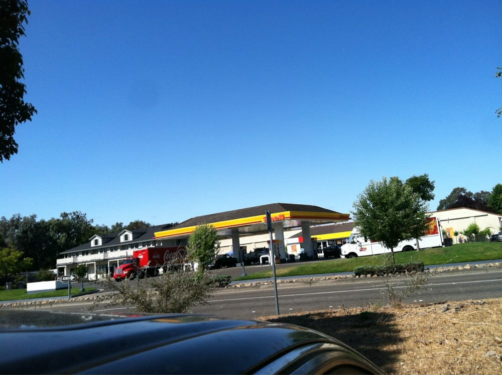 Shell-East Cotati Carwash
