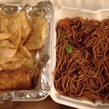 Chinese Food Boston Delivery Late Night