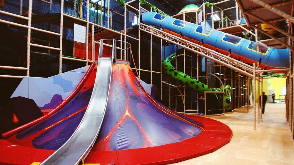 KidsTopia Playground: 14725 S Porter Rockwell Blvd, Bluffdale, UT