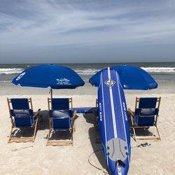 Photo Of Bills Beach Stuff Saint Augustine Fl United States Umbrellas