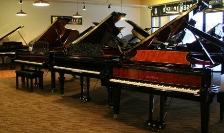 Classic Pianos: 10635 NE 8th St, Bellevue, WA