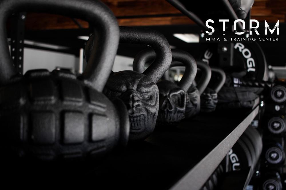 Storm MMA & Training Center