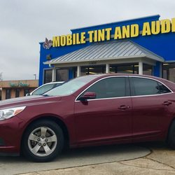 window tint baton rouge glass photo of mobile tint and audio baton rouge la united states window car stereo installation 11450 coursey blvd