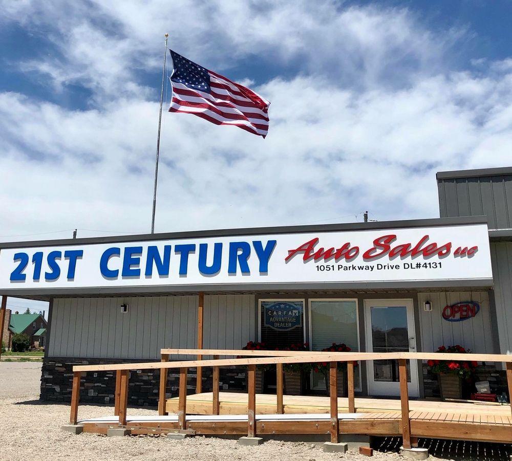 21st Century Auto Sales: 1051 Parkway Dr, Blackfoot, ID