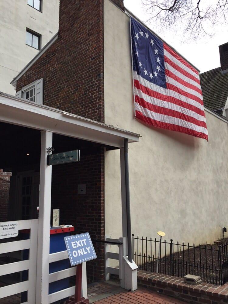 Restaurants Near Betsy Ross House In Philadelphia