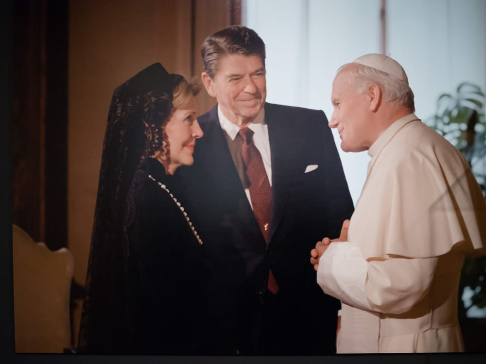 The Ronald Reagan Presidential Library: 40 Presidential Dr, Simi Valley, CA