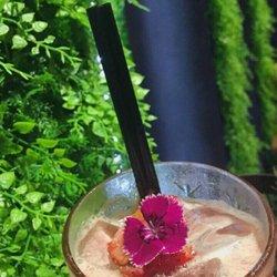 Photo of NXT Door - Broadbeach Waters Queensland Australia. Watermelon u0026 strawberries mocktail & NXT Door - Cocktail Bars - 2/1 Sunshine Blvd Broadbeach Waters ... pezcame.com