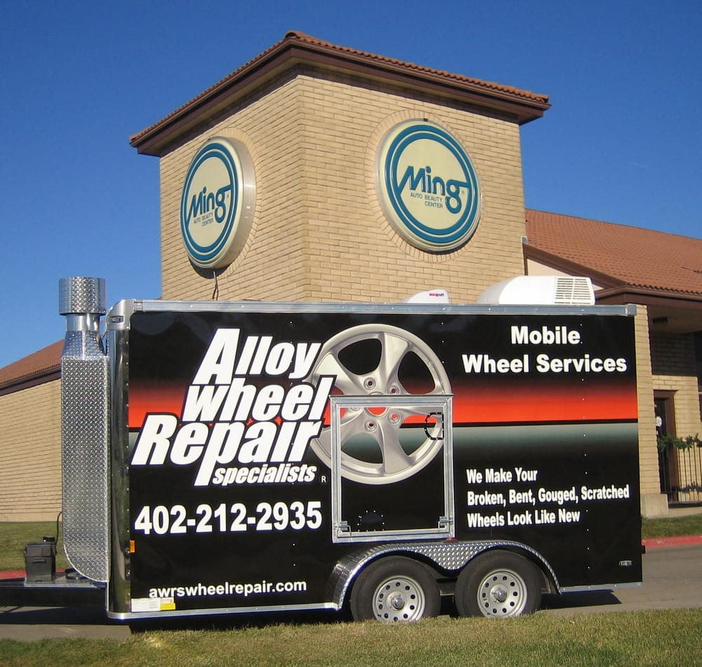 Cleaning Services Lincoln Ne: Wheel Repair Serving Lincoln, Omaha And Surrounding